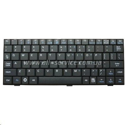 Клавиатура NB ASUS EPC 1000 1000H S101 BLACK US