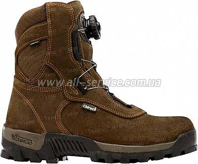 Ботинки Chiruca Bulldog Boa 45 Gore tex, Vibram, ц:коричневый (475101-45)