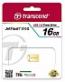 Флешка 16GB Transcend JetFlash 510 Gold (TS16GJF510G)