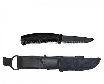 Нож Morakniv Companion Tactical stainless steel MOLLE compatible sheath (12351)