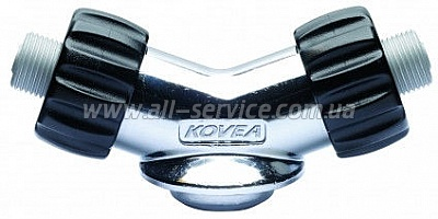 Переходник Kovea KA-2105 2 Way Adapter (8806372027254)