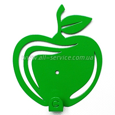 Вешалка настенная Glozis Apple (H-030)