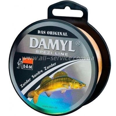 Леска DAM DAMYL Spezi Line Zander 0,25мм 500м 11,4кг (sand-brown) (3103025)
