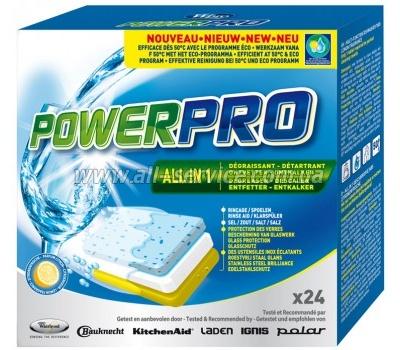 Таблетки для посудомоечных машин 24шт Wpro (SWP 81473)