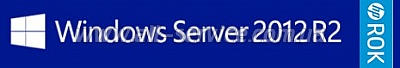 ПО HP Windows Server 2012 R2 Standard ROK Multilang (748921-421)