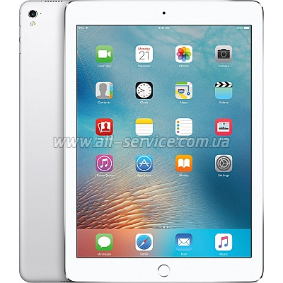 Планшет Apple A1673 iPad Pro 9.7-inch Wi-Fi 128GB Silver (MLMW2RK/A)