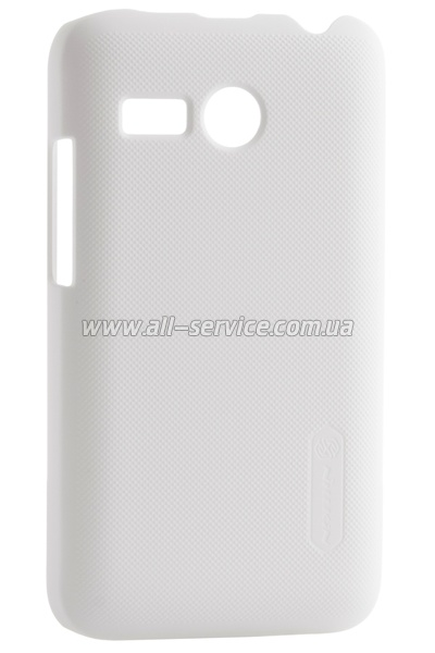 Чехол NILLKIN Lenovo A316 - Super Frosted Shield White