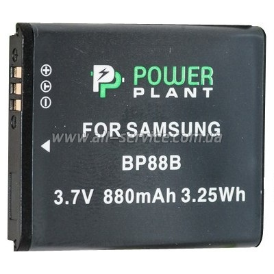 Аккумулятор PowerPlant Samsung BP-88B (DV00DV1345)