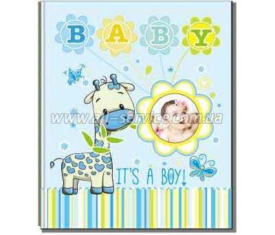 Фотоальбом EVG 10x15x200 BKM46200 Baby blue