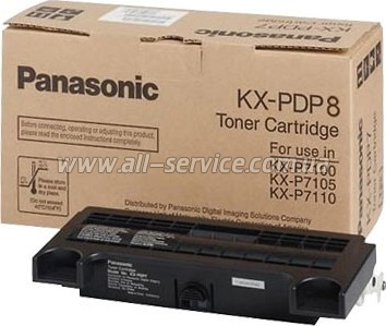DRIVERS PANASONIC KX P7105