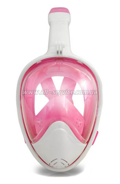 Маска JUST Breath Pro Diving Mask S/M Pink (JBRP-SM-PK)