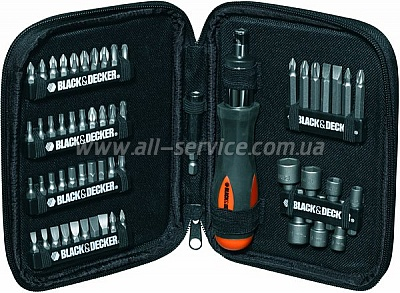 Набор BLACK&DECKER A7104-XJ