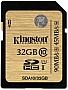 Карта памяти 32GB Kingston Ultimate SDHC Class 10 UHS-I (SDA10/32GB)