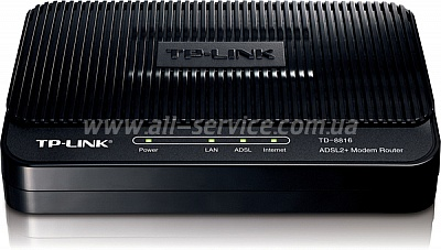 Маршрутизатор TP-LINK TD-8816