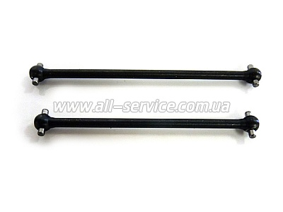 Front And Rear Drive Shaft 2P (F86.5Mm R120.5Mm) 2P