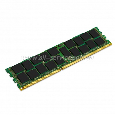 Память 16GB Kingston DDR3 1866Mhz  ECC REG 1.5V (KVR18R13D4/16)