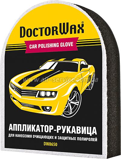 Салфетка Doctor Wax DW8650