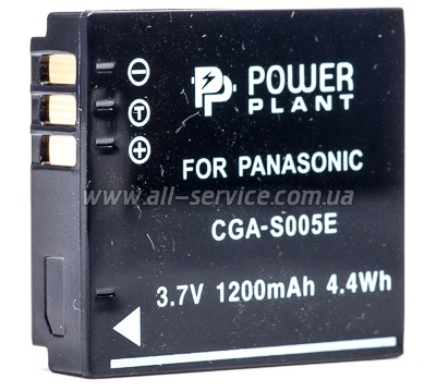 Аккумулятор PowerPlant Panasonic S005E, NP-70 (DV00DV1099)