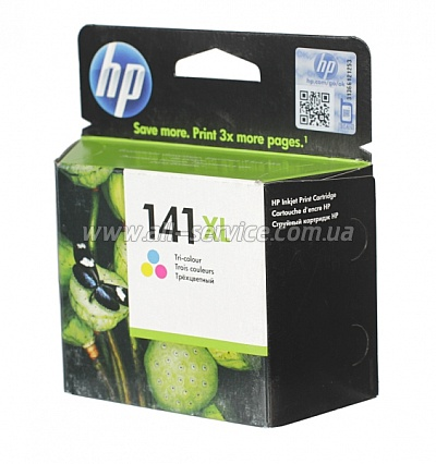 Картридж HP №141XL PSC J5783 OJ color (CB338HE)