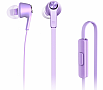 Наушники Xiaomi Piston Colorful Edition Purple 1153300096